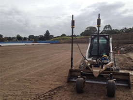 Site levelling Bankstown